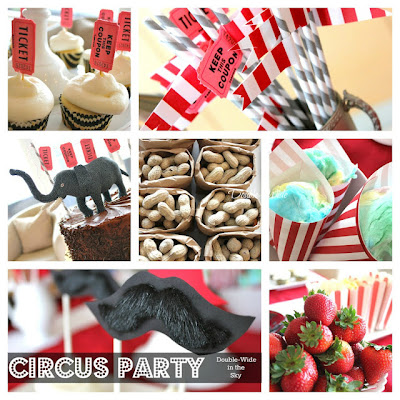Circus Theme Party