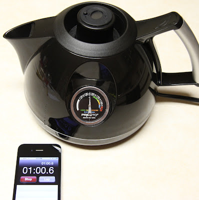 presto teakettle test