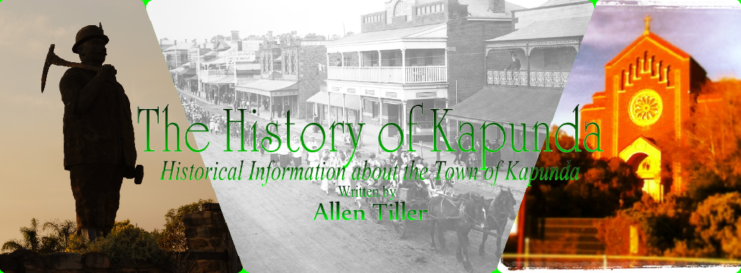 The History of Kapunda