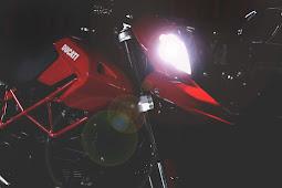 '11 Ducati Hypermotard  Evo