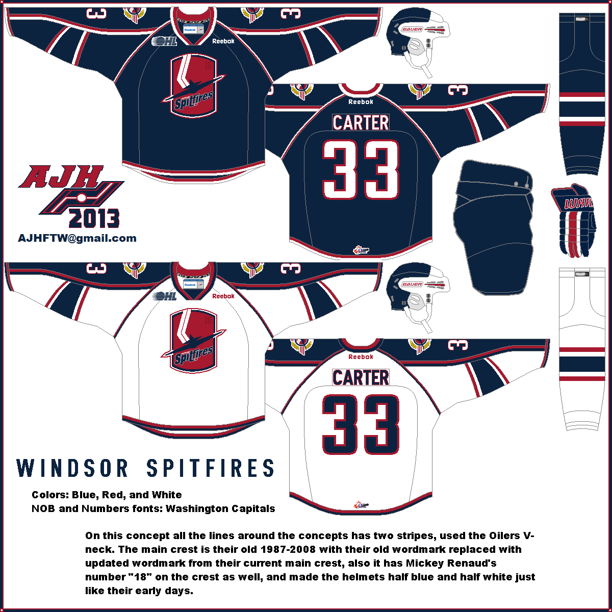 Thursday Islanders Outdoor Games & More HockeyJerseyConcepts