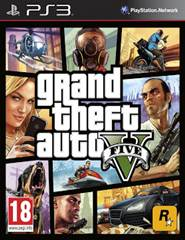 Grand Theft Auto V (PS3) 2013 Torrent