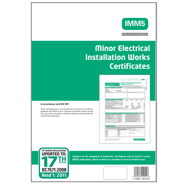 Landlords, do you have Certificates for Electrical Work? | The Blaby ...