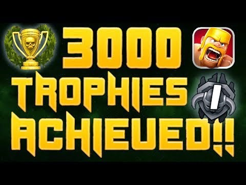 How to Earn Trophies Clash of Clans faster