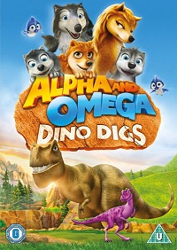 Alpha And Omega Dino Dig