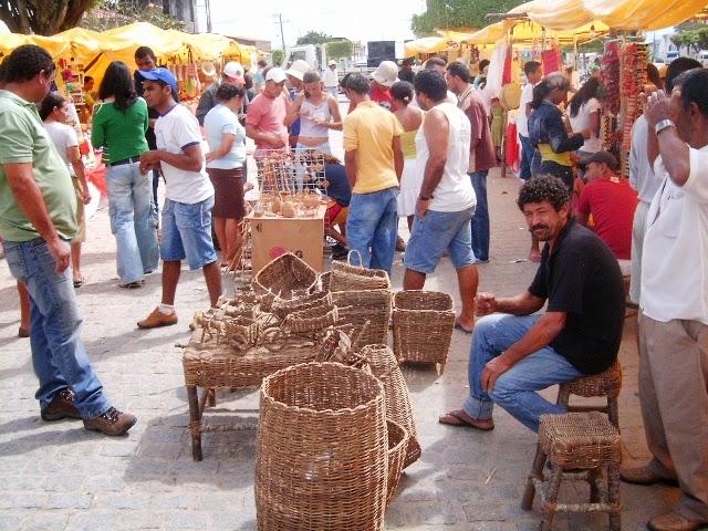 Xª FEIRA REGIONAL DE ECONOMIA POPULAR E SOLIDÁRIA EM ANDORINHA