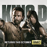 The Walking Dead Season 4 Comic Con Banner