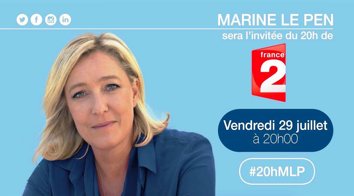 29 de julho: France 2