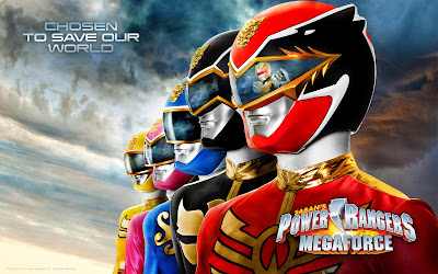 Power Ranger MegaForce 01-22 Subtitle Indonesia [Batch]