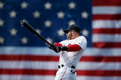 Dustin Pedroia Gets FN's 2015 'First Citizen Award'
