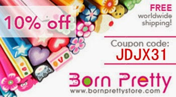 Born Pretty store discount code :)
