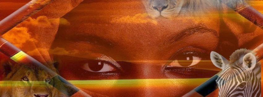 Jolie image de couverture facebook afrique