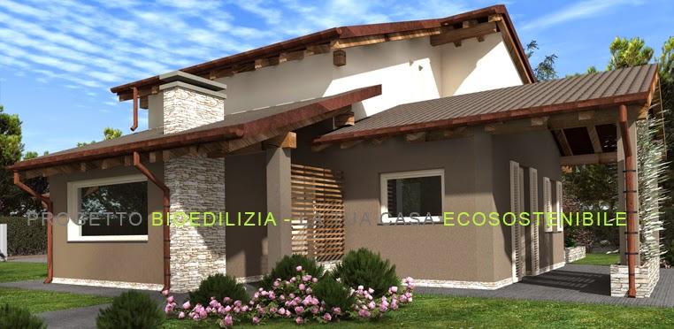 Bioedilizia case prefabbricate ecologiche bioedilizia e for Colori case moderne