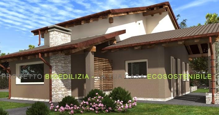 Bioedilizia case prefabbricate ecologiche bioedilizia e case prefabricate - Colori case esterni ...