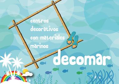"""Catálogo """"Decomar"""". Portada"""