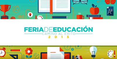 Image from event video: Feria de Educacion Camino al Exito 2015