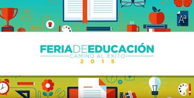Image from event video: Feria de Educacion Camino al Exito 2015