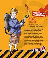 Aunt Rose Thaissa Zombivore kickstarter survivor Zombicide