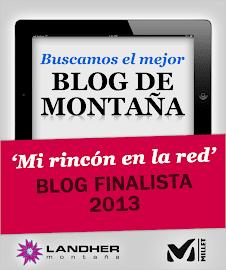Finalista Concurso Blogs Montaña