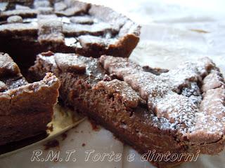 Crostata di cioccolata
