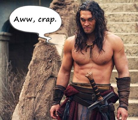Terei errado? os erros dos filmes! Conan20111