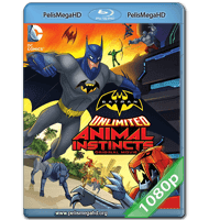 BATMAN SIN LIMITES: INSTINTO ANIMAL (2015) FULL 1080P HD MKV ESPAÑOL LATINO