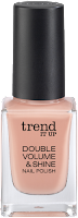 Preview: Die neue dm-Marke trend IT UP - Double Volume & Shine Nail Polish 040 - www.annitschkasblog.de