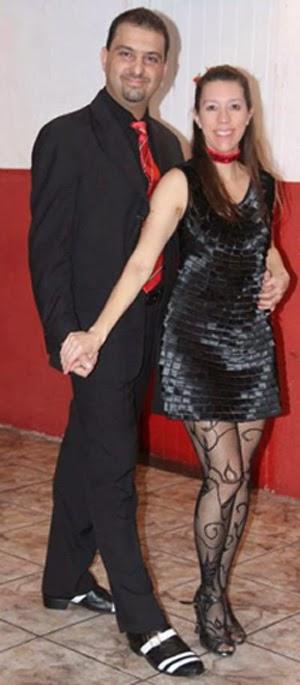 Renato Mota e Simone Oliveira