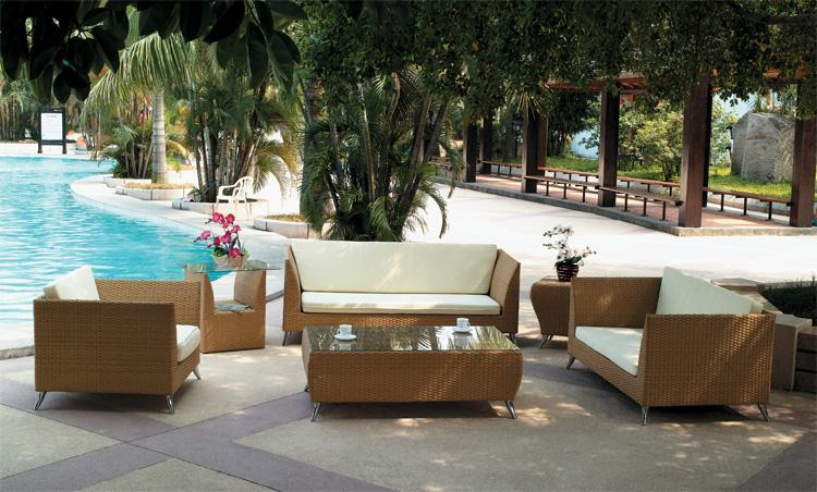 Home Design Interior: modern garden furniture