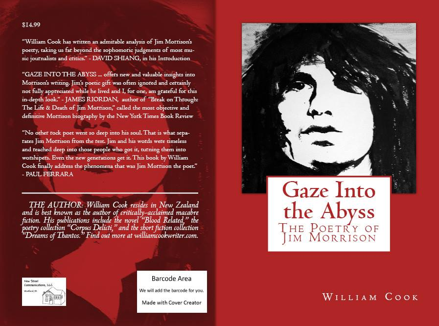 the life and death of jim morrison Jim morrison: life, death, legend by stephen davis as the lead singer of the doors, jim morrison's searing poetic vision and voracious appetite for sexual, spiritual, and psychedelic experience.
