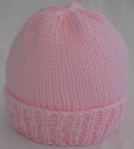Easy Preemie Hat Knitting Pattern : Sea Trail Grandmas: FREE KNIT PREEMIE AND NEWBORN PATTERNS ...
