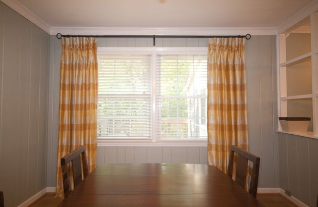 Curtains To Make Window Look Bigger Images