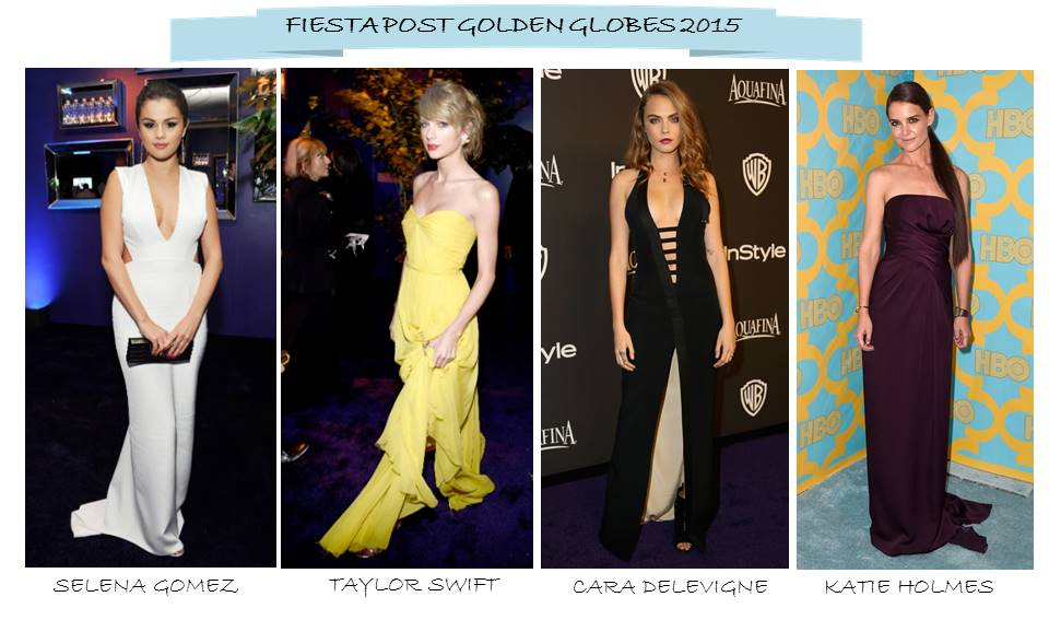 OnlyNess Fiesta Post Golden Globes 2015