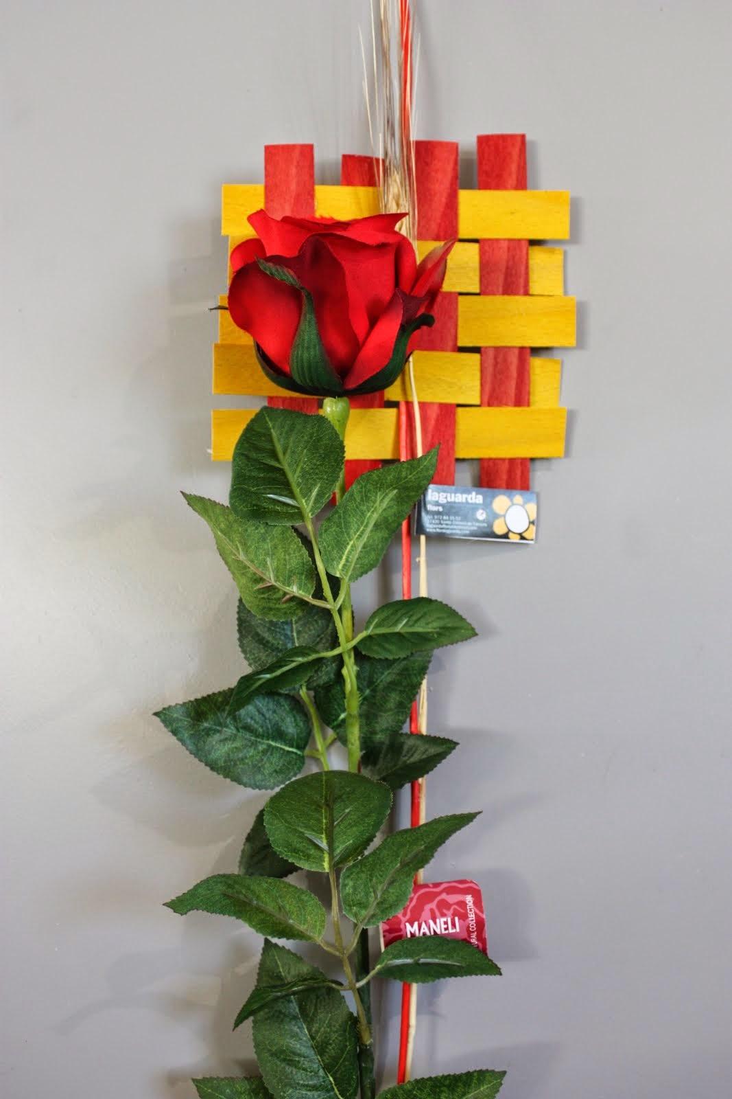 2014 Sant Jordi - Flors Laguarda