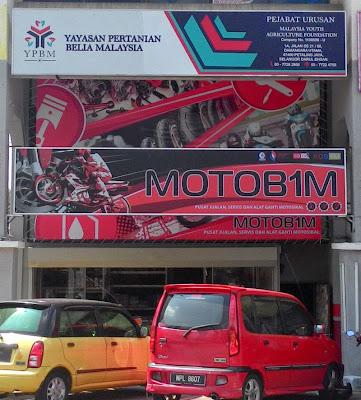 Motob1M Damansara Utama