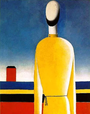 Premonition by Kazimir Malevich