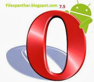Free Download Opera Mini 7.5 for Android