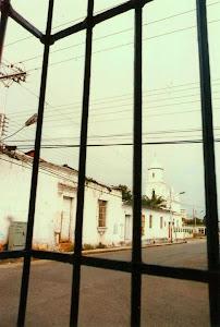 Desde la ventana lateral de La Blanquera