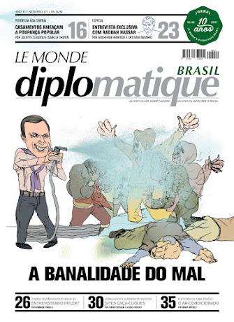Le Monde Diplomatique - Agosto de 2017