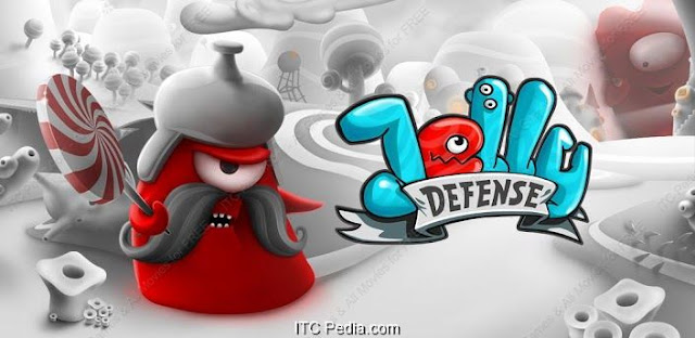 Jelly Defense v1.18 Android - DeBTPDA