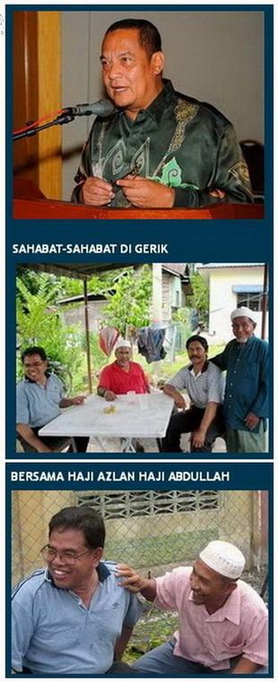 YB DATO' HASBULLAH DI OUM PERAK