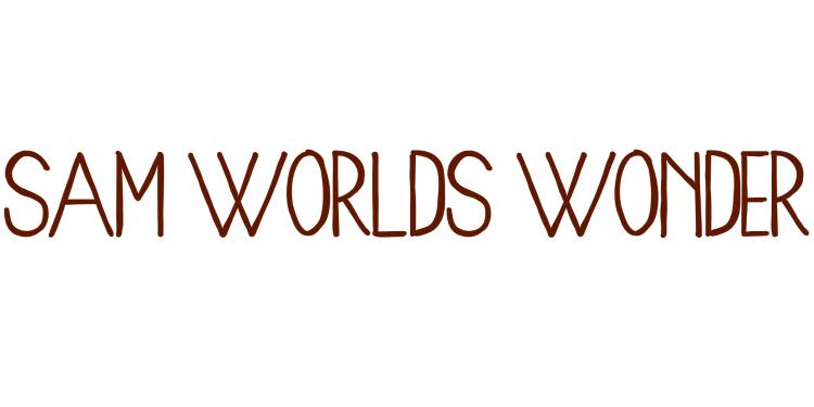 SamWorldsWonder Blog