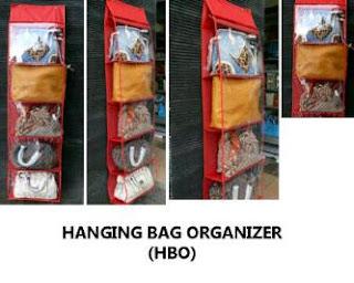 """gambar hanging bag organizer"""" title="""