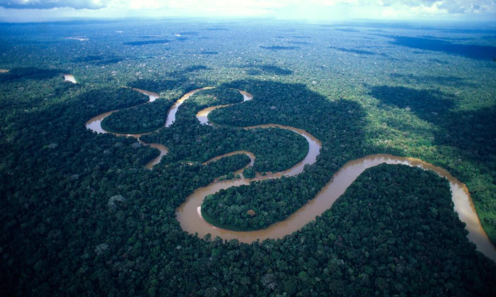 Life On Earth As In Heaven Top The Longest River In The World - 7 longest rivers in the world