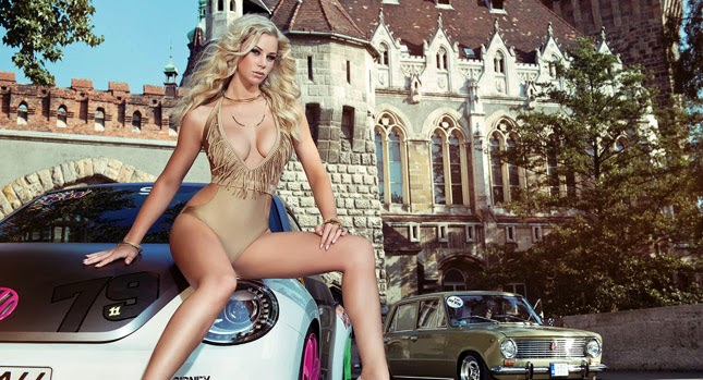 Miss Tuning 2014 Calendar is Here