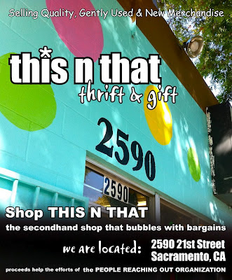 Sac Etsy Party Spotlight: THIS 'n' THAT Thrift and Gift
