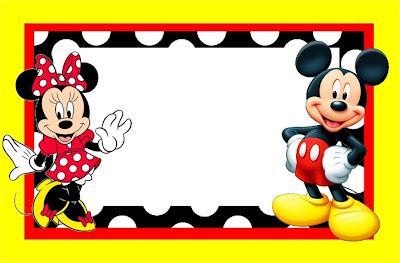 Mickey Mouse Clubhouse Invites was adorable invitations template
