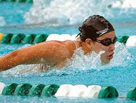 Kecepatan Pada Saat Berenang Semakin Maksimal