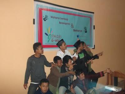 Kegiatan Organisasi Pemuda Desa Gunungwuled - Purbalingga