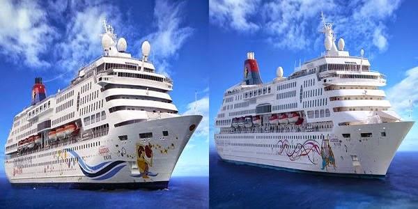 Cruise Ships of Star Cruises